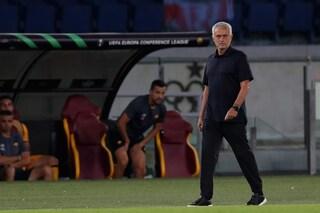 """Mourinho svela il retroscena sul gol di Mancini: """"Gli avevo detto di non farlo"""""""
