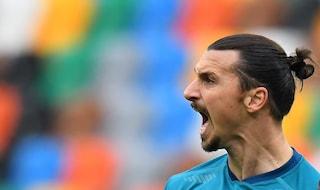 """Ibrahimovic si scatena: """"Migliore di Messi e Ronaldo. Il Pallone d'Oro? Sono io che manco a lui"""""""