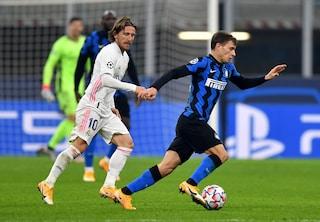 Modric-Inter vicini sul mercato e in campo: lui ringrazia San Siro per gli applausi