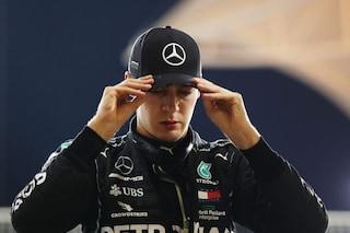 Mercedes ha già ingaggiato Russell per la F1 2022: perché non lo ha ancora annunciato