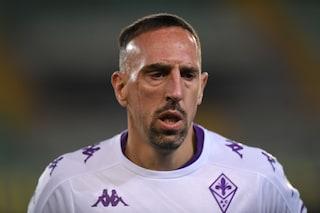 Dove va Ribery: Verona, Salernitana e Karagumruk, la possibile nuova squadra