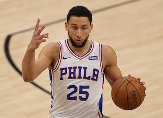 Ben Simmons non vuole più giocare con i Philadelphia 76ers: una storia finita male
