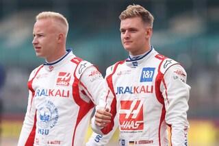 """Mazepin provoca Mick Schumacher a Monza: """"Ha bisogno della protezione della famiglia"""""""