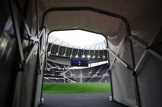 Incendio in una cucina: evacuato lo stadio del Tottenham