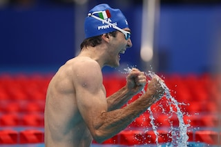 Antonio Fantin argento nel nuoto alle Paralimpiadi, medaglia numero 51 per l'Italia