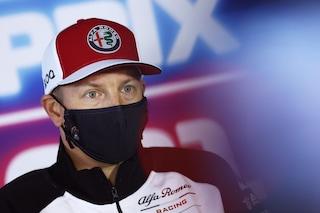"""Raikkonen lascia la F1 a 42 anni ma ricorda: """"Il piano iniziale era un altro, non ha funzionato"""""""