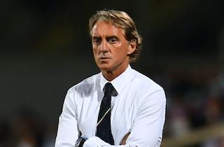 """Italia spuntata contro la Bulgaria, Mancini: """"Potevamo giocare altri 30' e non avremmo segnato"""""""
