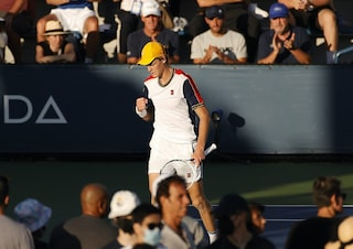 Sinner raggiunge Berrettini e Seppi ai sedicesimi degli US Open: sfiderà Monfils