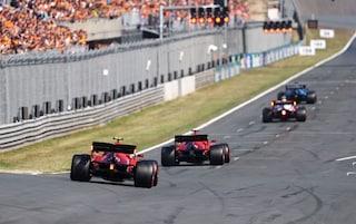 Qualifiche F1 in TV, orari TV8 e Sky del GP Olanda a Zandvoort