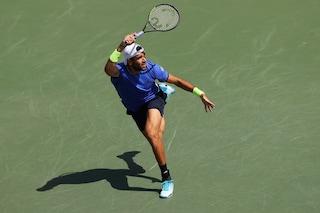 US Open, Berrettini vince la battaglia contro Ivashka: agli ottavi sfiderà Otte