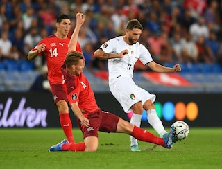Qualificazioni mondiali 2022, Italia-Svizzera 0-0 risultato finale: gli highlights della partita