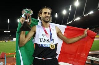 Estasi Tamberi: trionfa anche nella Diamond League, è il primo italiano a riuscirci
