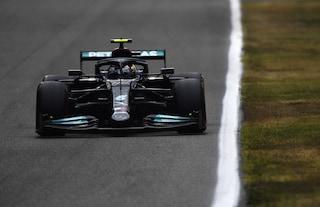 Bottas primo nelle Qualifiche di Monza, beffati Hamilton e Verstappen. Ferrari nella top ten