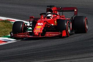A Sochi nuovo motore per la Ferrari di Leclerc: sarà penalizzato in griglia di partenza