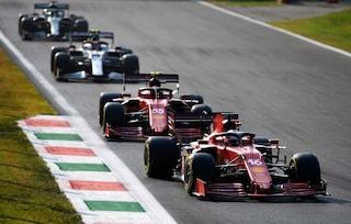 Formula 1 GP Monza 2021: vince Ricciardo, risultati di oggi e classifica con ordine di arrivo