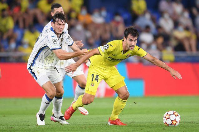 Champions League, Villarreal-Atalanta 2-2: Gosens e Musso salvano i nerazzurri