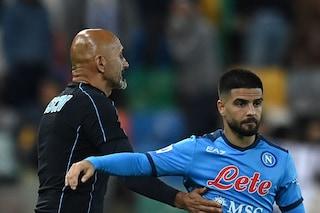 """Spalletti assegna i gradi nell'esercito del Napoli: """"Capitano è Insigne, il comandante è un altro"""""""