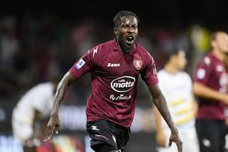 """""""Così non prendo gli schiaffi"""": la strana dedica di Coulibaly dopo il gol al Verona"""
