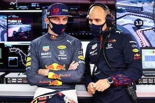 GP di Russia in salita per Verstappen: monta la Power Unit 4 sulla Red Bull e sarà penalizzato