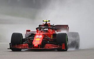 Pazza qualifica a Sochi: Norris in pole position nel GP di Russia, Sainz 2° con la Ferrari