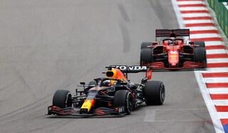 """""""Colpa nostra"""": la Ferrari fa mea culpa sul mancato cambio gomme di Leclerc a Sochi"""