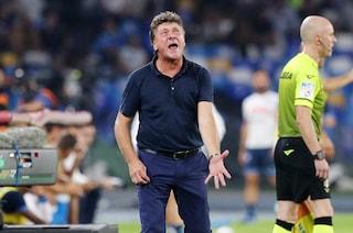 """Mazzarri fa infuriare i tifosi del Cagliari: """"Da quando fai punti se perdi solo 2-0? Assurdo"""""""