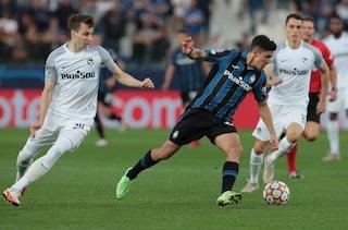 Champions League, Atalanta-Young Boys 1-0: la classifica aggiornata, il gol di Pessina regala tre punti alla Dea