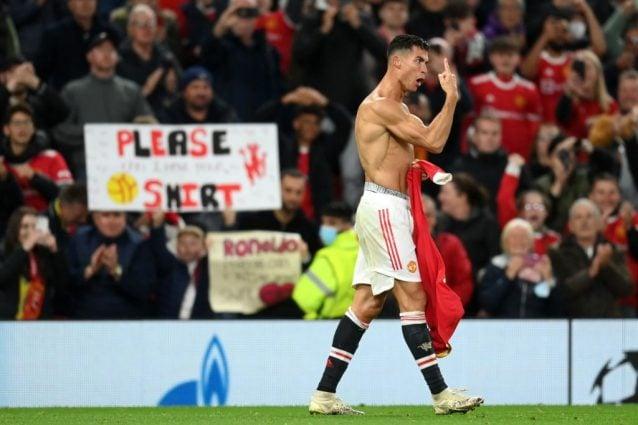 Infinito Cristiano Ronaldo: segna il gol decisivo al 94′ e il Manchester vince in rimonta