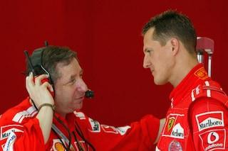 """Todt regala speranze su Michael Schumacher: """"Migliorerà sicuramente"""""""