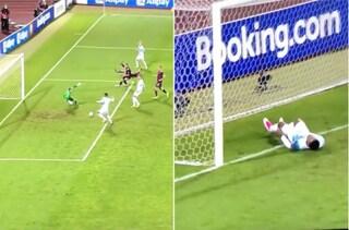 """Il peggiore gol sbagliato di sempre: """"È l'anti-Haaland"""""""