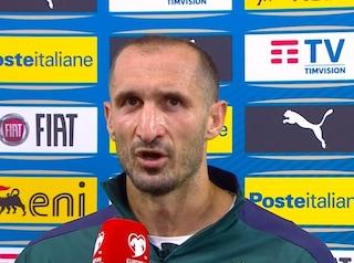 """Il rammarico di Mancini e Chiellini: """"Non si possono sbagliare gol così"""""""