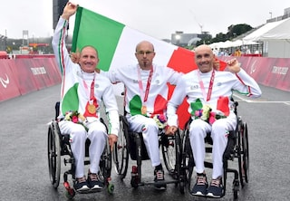 """Oro alle Paralimpiadi e campione d'umiltà: """"Non voglio feste in Italia, non fanno per me"""""""