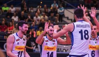 L'Italia vince ancora negli Europei di pallavolo, battuta anche la Bulgaria