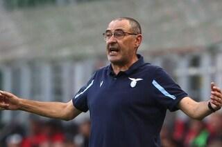 """Il Sarrismo è ancora estraneo alla Lazio: """"Avremmo perso anche cambiando tutti i giocatori"""""""