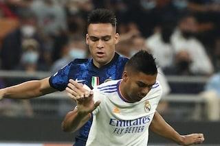 Champions League, Inter-Real Madrid 0-1: il gol di Rodrygo gela l'Inter al 90'