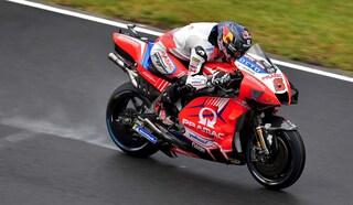 Dominio Ducati sotto la pioggia a Misano: Zarco, Miller e Bagnaia volano nelle Libere 2 della MotoGP