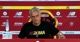 """Mourinho e l'esclusione di Borja Mayoral: """"Ha giocato poco perché la Fifa dice che si gioca in 11"""""""