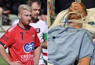 Danny Hodgson è uscito dal coma: il messaggio di Cristiano Ronaldo ha portato fortuna
