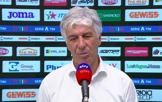 """Gasperini avvisa l'Atalanta: """"Non abbiamo una squadra che può arrivare tra le prime quattro"""""""