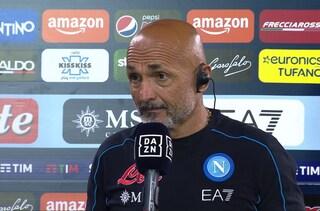 """Spalletti manda un messaggio alla squadra: """"Tutti devono sentirsi titolari"""""""