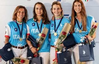 Italia pigliatutto nel Polo: azzurre campionesse d'Europa, l'Inghilterra si arrende ancora