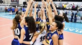 Italia in finale nel Mondiale Under 18 di pallavolo femminile, Stati Uniti ko: ora c'è la Russia