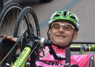 È morto Andrea Conti: incidente in handbike sulla stessa strada che cambiò la sua vita a 18 anni