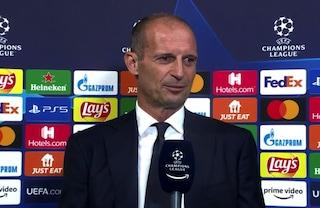 """Allegri gode, ha visto finalmente la sua Juve: """"A Lukaku abbiamo concesso solo un tiro"""""""