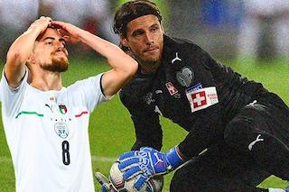 Rigore sbagliato ed errori in zona gol, l'Italia stecca ancora e pareggia in Svizzera