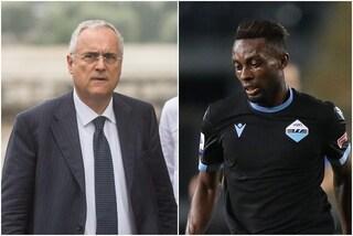 La Lazio ha versato 12 milioni alla Salernitana di Lotito per il cartellino di Akpa-Akpro