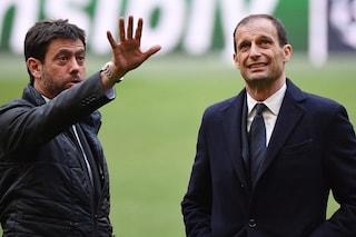 Il gesto estremo del presidente Agnelli nel momento difficile della Juventus