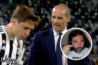 """Adani mette a nudo la Juventus con una sola frase: """"Ho visto cosa ha detto Allegri a Chiesa"""""""