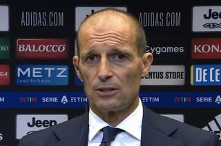 """L'ira di Allegri si abbatte sulla Juve: """"Non esiste che il Milan possa farci quel gol"""""""