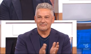 """Roberto Baggio ad 'Amici 21' di Maria De Filippi: """"Restate umili, l'umiltà fa avverare i sogni"""""""